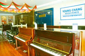 英昌钢琴 琴载梦想