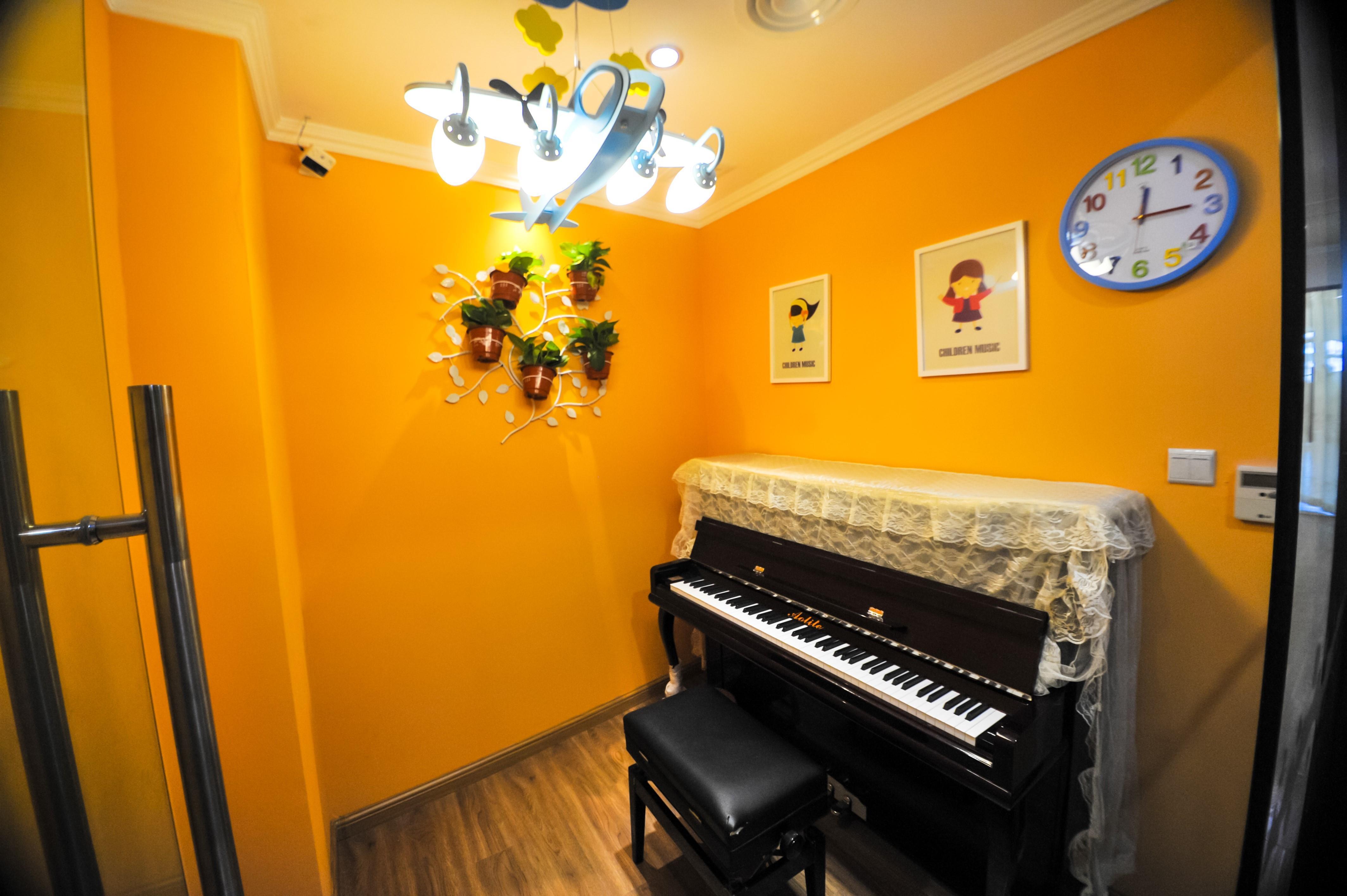 青岛钢琴培训哪家好?环境设施怎么样?