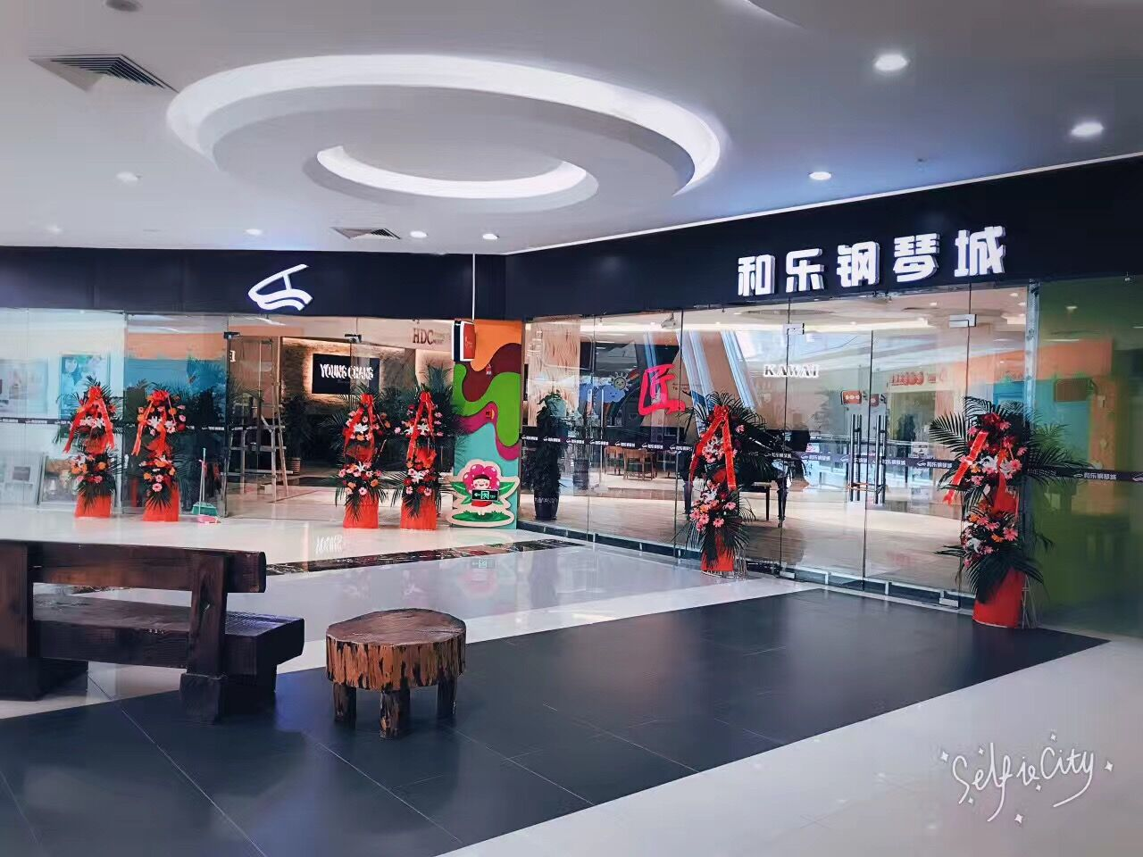 为什么李沧区客户买钢琴选择青岛和乐琴行李沧宝龙店
