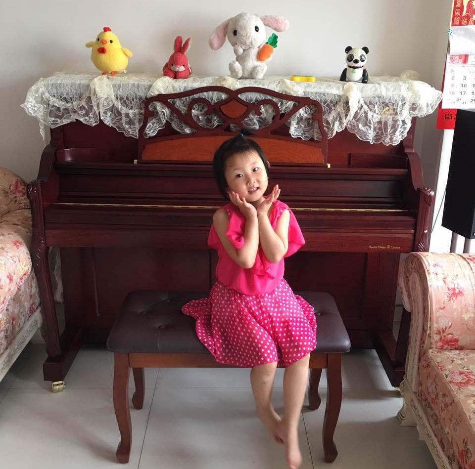 为什么选择钢琴?