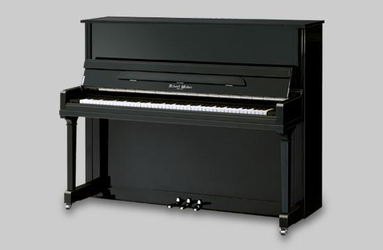 阿尔伯特 韦伯钢琴AW121E BP