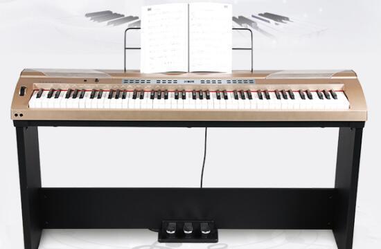 科兹威尔电钢琴KA90B