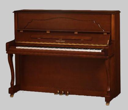 英昌钢琴YK125 WLCP