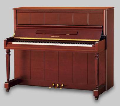 英昌钢琴YP121L2 CLBCP