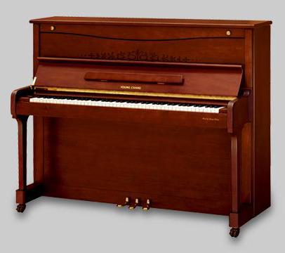 英昌钢琴YP123L2 WLCP