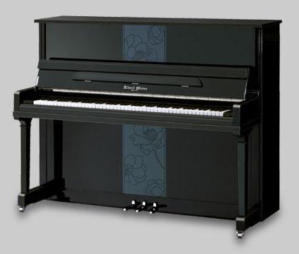 阿尔伯特 韦伯钢琴AW121EN BP