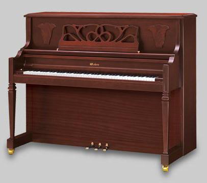 韦伯钢琴IW125RS MRCP