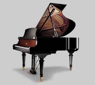 韦伯三角钢琴WTG185DW BP
