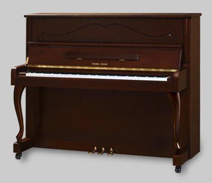 英昌钢琴YA122N WCP