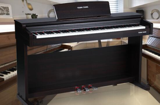 英昌钢琴KC8T